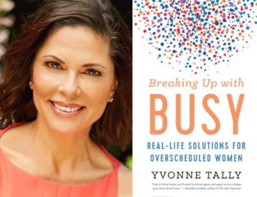 Yvonne Tally, Author of Breaking Up With Busy: Real Life Solutions For Overscheduled Women Chats One DrAlvin.com