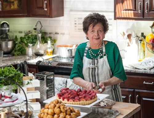My Conversation With  Frank Costantini, Author Of  Italian Moms: Something Old, Something New: 150 Family Recipes