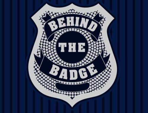 My Conversation With Adam Davis, Author Behind The Badge: 365 Daily Devotions For Law Enforcement