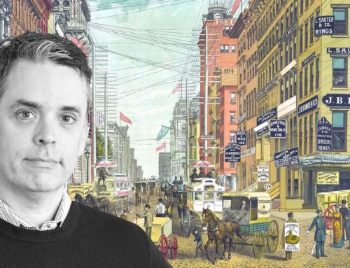 My Conversation With Fran Leadon, Author Of Broadway: A History Of New York City In Thirteen Miles