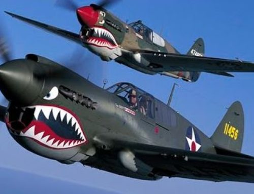 My Conversation With Sam Kleiner, Author Of The Flying Tigers: The Untold Story Of The American Pilots Who Waged A Secret War Against Japan