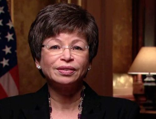 My Conversation With Valerie Jarrett On Then 2nd Term Presidential Candidate Barack Obama