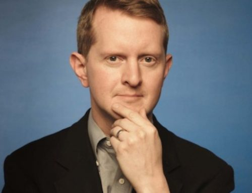Ken Jennings, Author Of Planet Funny: How Comedy Took Over Our Culture
