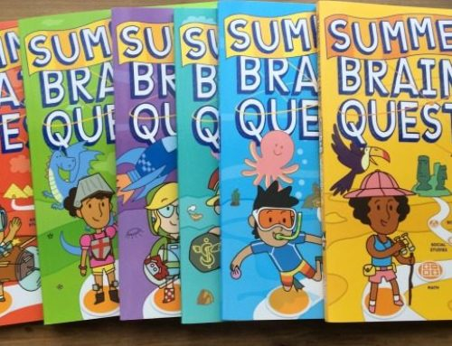 My Conversation With Susan Bolotin, Publisher Of Summer Brain Quest