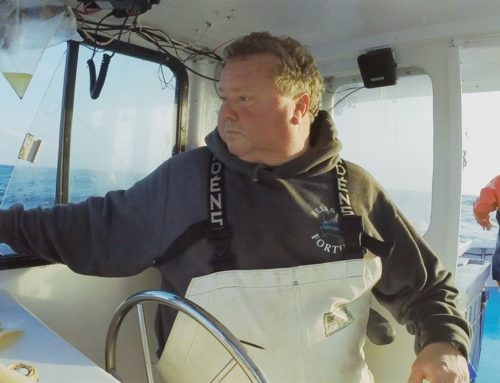 My Conversation With Captain Charlie Griffin Of National Geographic's 'Monstah' Hit Series Wicked Tuna