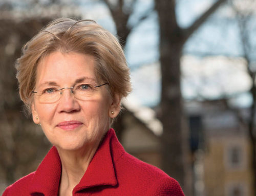 My Conversation With Antonia Felix, Author Of Elizabeth Warren: Her Fight. Her Work. Her Life.
