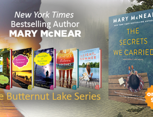My Conversation With Mary McNear, Author Of The Secrets We Carried