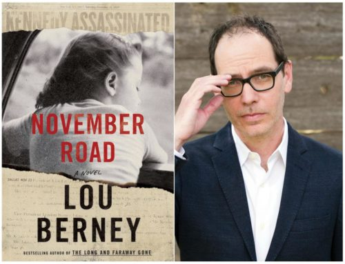 My Conversation With Lou Berney, Author Of November Road