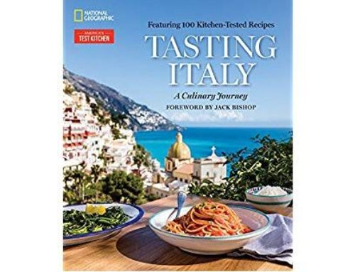 My Conversation With Jack Bishop, Author Of Tasting Italy