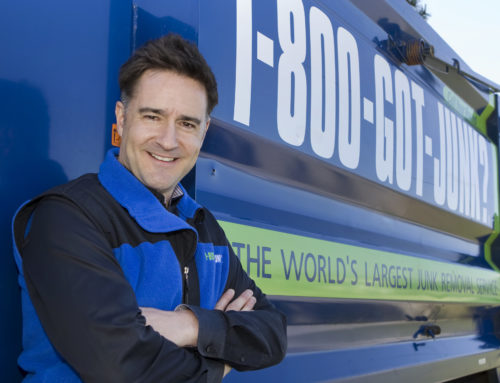 My Conversation With Brian Scudamore, CEO Of 1-800-Got-Junk & Author Of WTF?! (Willing to Fail): How Failure Can Be Your Key to Success