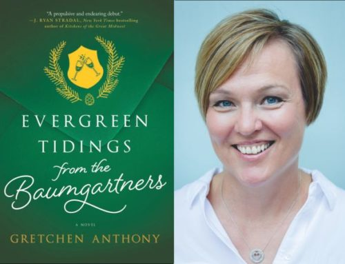 My Conversation With Gretchen Anthony, Author Of Evergreen Tidings From The Baumgartners On DrAlvin.com