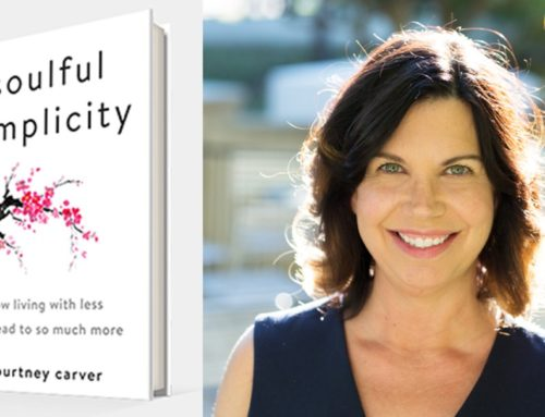 My Conversation With Courtney Carver, Author Of Soulful Simplicity: How Living With Less Can Lead To So Much More