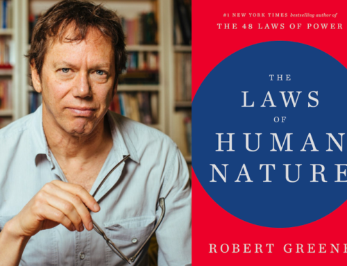 Robert Greene's Laws Of Human Nature, One Of The Most Important And Best Written Books Ever!