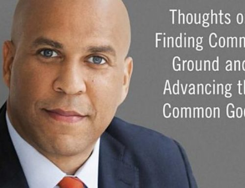 My Conversation With Cory Booker