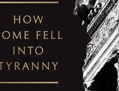 My Conversation With Edward J. Watts, Author Of Mortal Republic: How Rome Fell Into Tyranny
