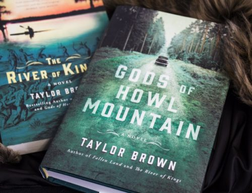 My Conversation With Taylor Brown, Author Of Gods Of Howl Mountain