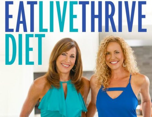 My Conversation With Danna Demetre, Author Of Eat, Live, Thrive Diet: A Lifestyle Plan To Rev Up Your Midlife Metabolism
