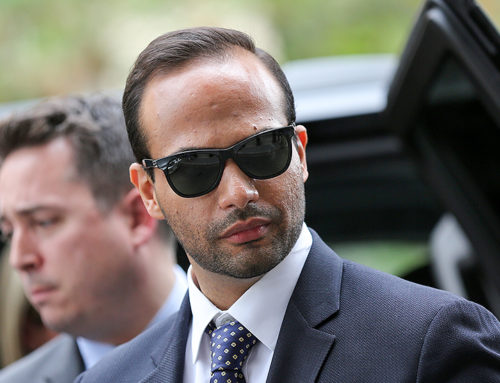 My Conversation With George Papadopoulos, Author Of Deep State Target: How I Got Caught In The Crosshairs Of The Plot To Bring Down President Trump