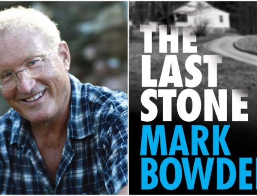 My Conversation With Mark Bowden, Author Of The Last Stone