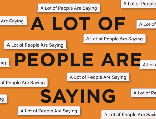 My Conversation With Nancy Rosenblum, Author Of A Lot of People Are Saying: The New Conspiracism And The Assault On Democracy