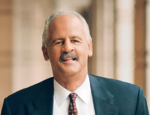My Conversation With Stedman Graham, Author Of Identity Leadership: To Lead Others You Must First Lead Yourself