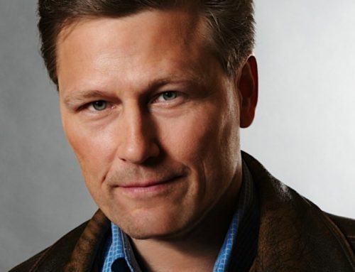 My Conversation With David Baldacci, Author Of One Good Deed