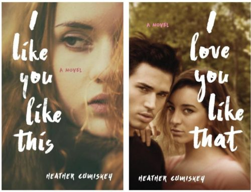 My Conversation With Heather Cumiskey, Author Of I Love You Like That & I Like You Like This