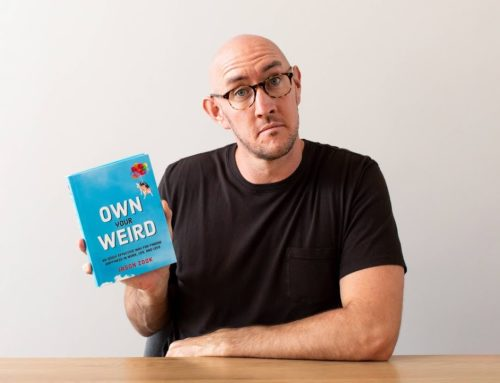 My Conversation With Jason Zook, Author Of Own Your Weird: An Oddly Effective Way For Finding Happiness In Work, Life, And Love