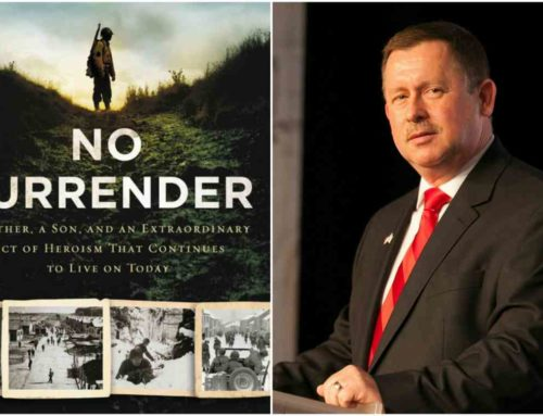 My Christopher Edmonds, Author Of No Surrender: A Father, A Son, And An Extraordinary Act Of Heroism That Continues To Live On Today