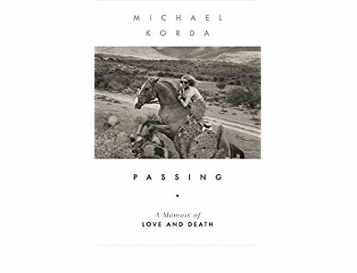 My Conversation With Michael Korda, Author Of Passing: A Memoir Of Love And Death