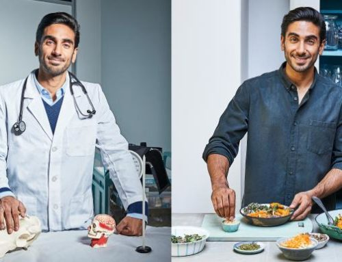 My Conversation With Dr. Rupy Aujla, Author Of Eat to Beat Illness: 80 Simple, Delicious Recipes Inspired By The Science Of Food As Medicine